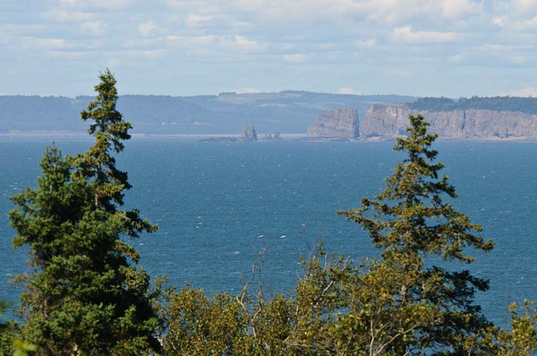 Cape Split from Baxters Harbor