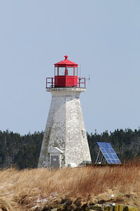 Peters Island Light